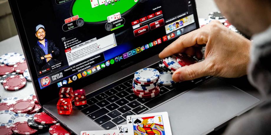 started casino gambling